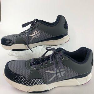 KURU Quantum Walking Hiking Shoes Pewter/Lavender